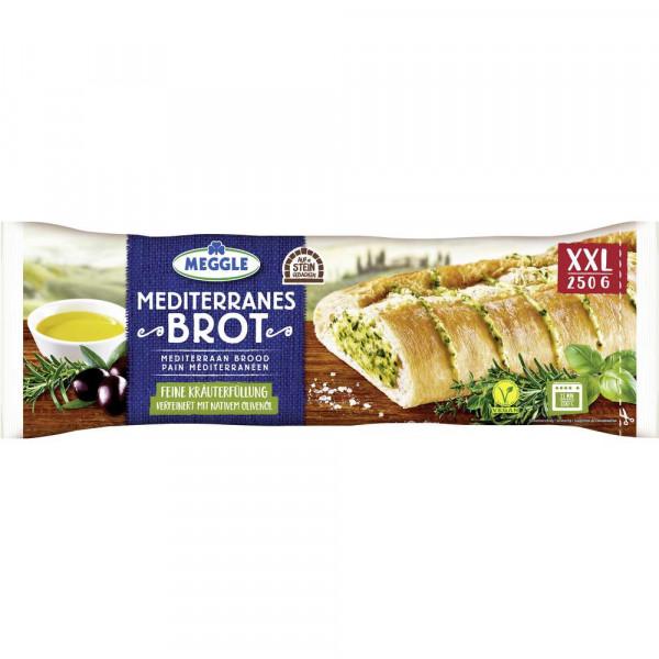 Mediterranes Brot XXL, feine Kräuterfüllung