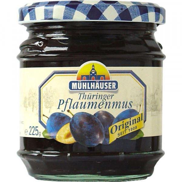 Thüringer Pflaumenmus
