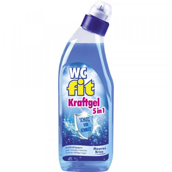 WC Kraft-Gel Reiniger, Meeresbrise