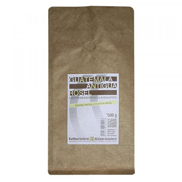 "Kaffee-Bohnen ""Guatemala Antigua"""