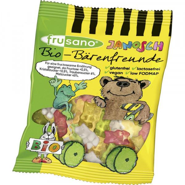 Bio Fruchtgummi, Janosch Bärenfreunde, vegan