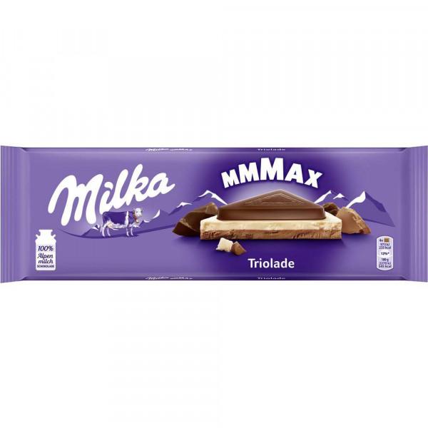 Tafelschokolade, Triolade