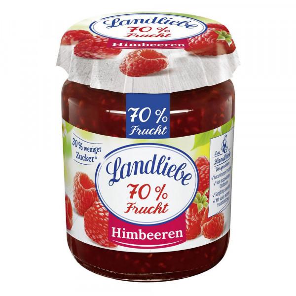 """Fruchtaufstrich """"70% Frucht"""", Himbeere"""