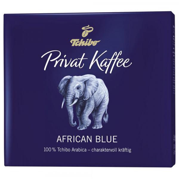 """Privatkaffee """"African Blue"""", gemahlen 2 x 250g"""