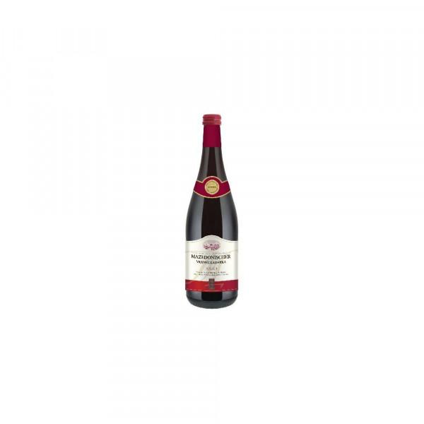 Mazedonischer Rotwein