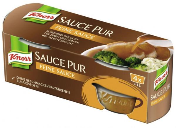 "Soße Pur ""Feine Sauce"""