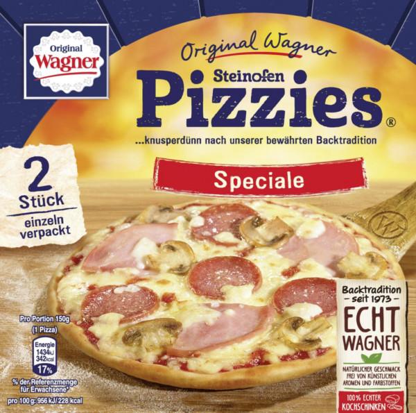 "Steinofen Pizzies ""Speciale"", tiefgekühlt"