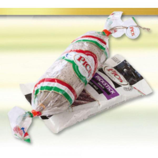 "Original, ungarische Salami + ""Pickstick"" Salami mild"