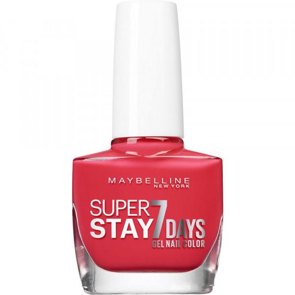 Nagellack Superstay 7 Days, Rose Salsa 490