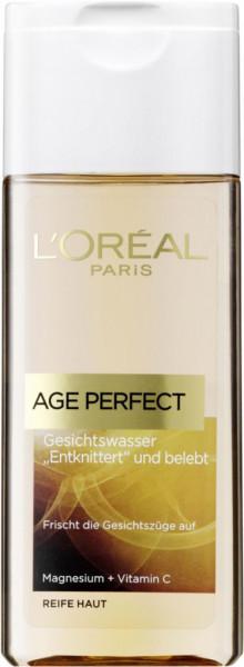 Age Perfect Gesichtswasser