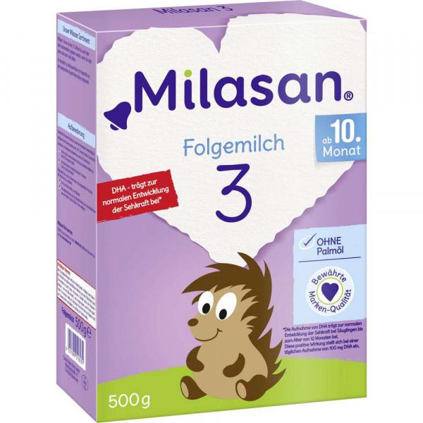 Folgemilch, 3