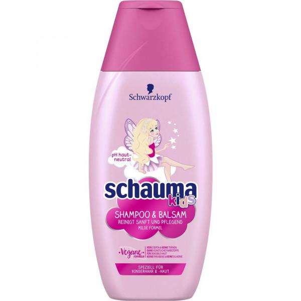 Shampoo & Balsam für Mädchen