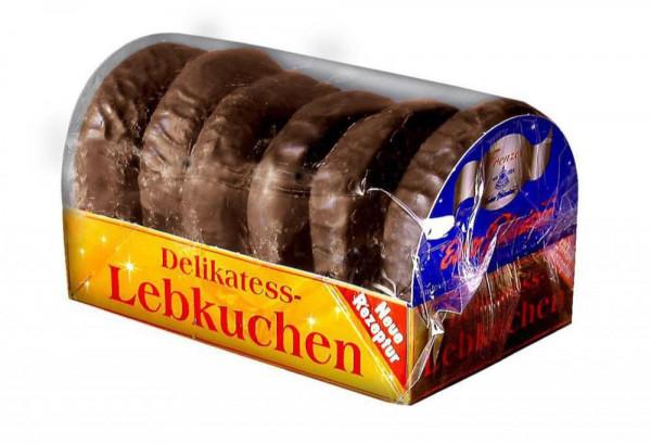 Delikatess Lebkuchen mit Schokolade