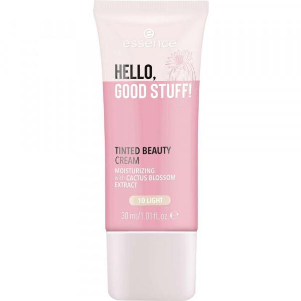 Getönte Creme Hello, Good Stuff Tinted Beauty Cream, Light 10
