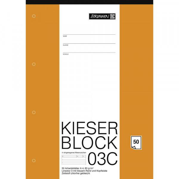 Kieserblock, A$, Lin. 3