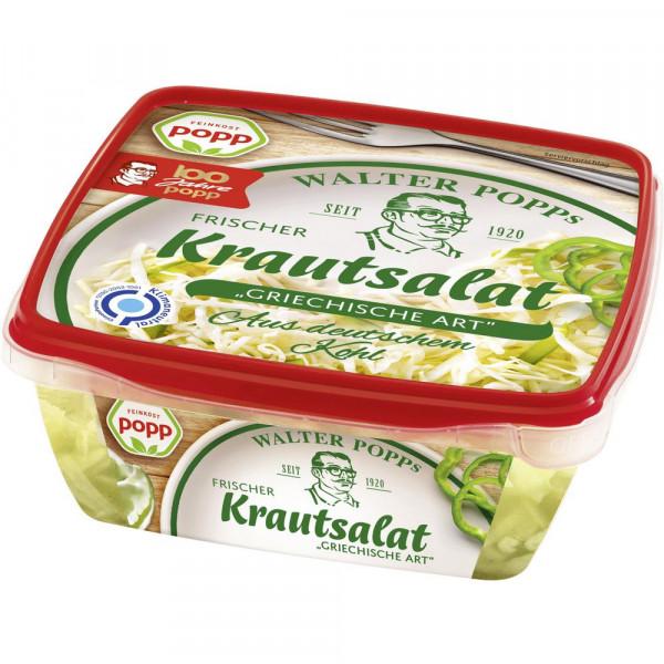Griechischer Krautsalat