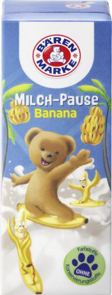 Milch, Banane