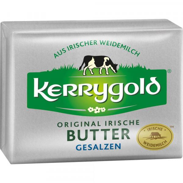 Original irische Butter, gesalzen
