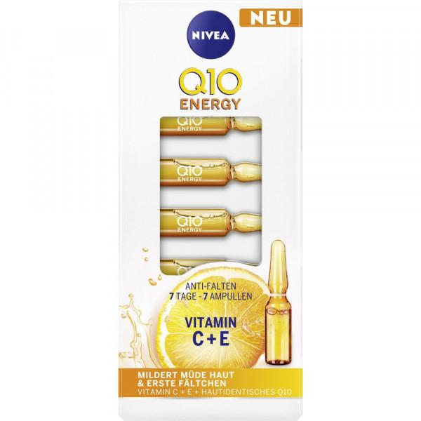 Q10 Energy Anti-Falten Ampullen