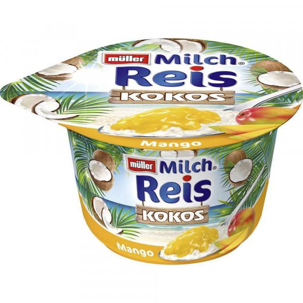 Milchreis, Kokos/Mango
