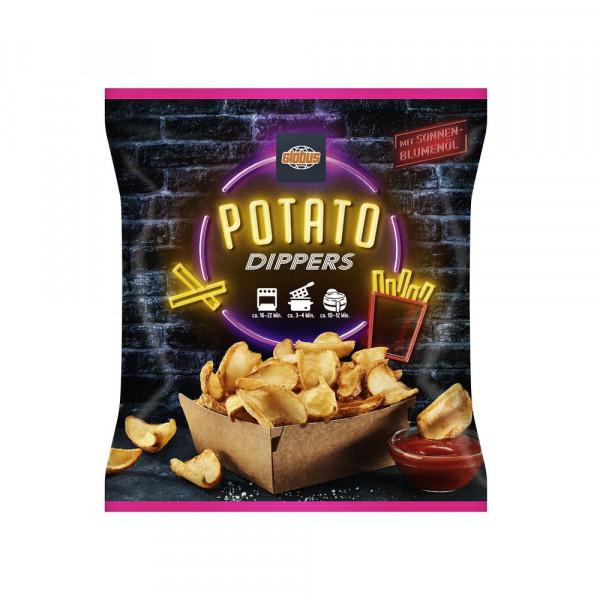 Potato Dippers, tiefgekühlt