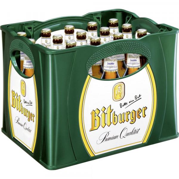 Light,Premium Schankbier 2,8% (20 x 0.5 Liter)