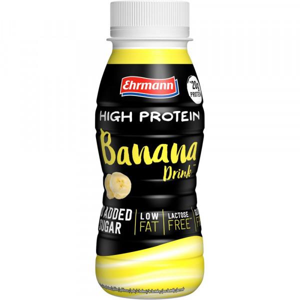 High Protein Drink, Banane
