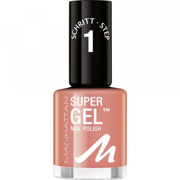 Nagellack Super Gel Nail Polish, Coral Island 145