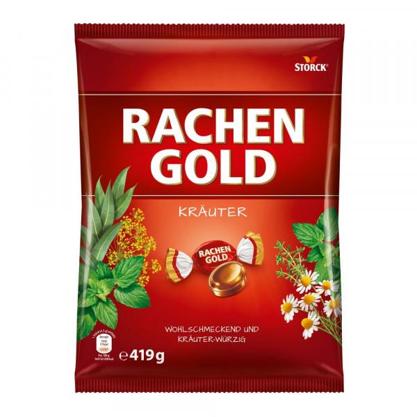 Bonbons Rachengold Kräuter