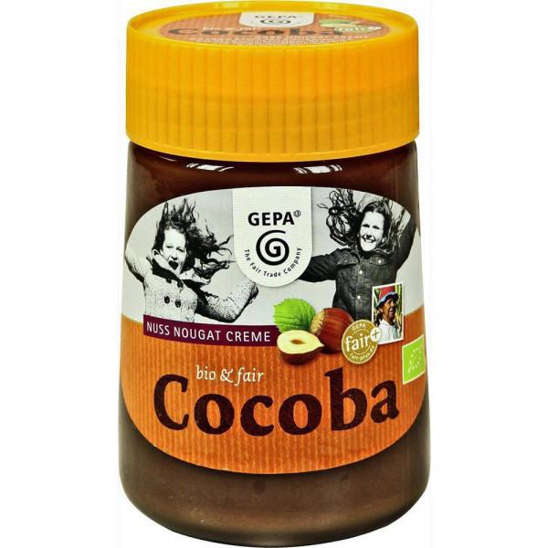 Bio Cocoba Nuss Nougat Creme