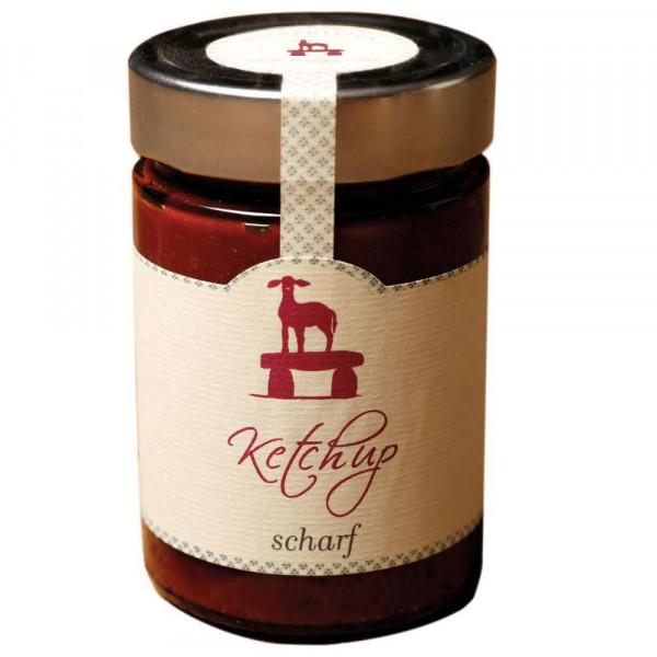 Ketchup, scharf