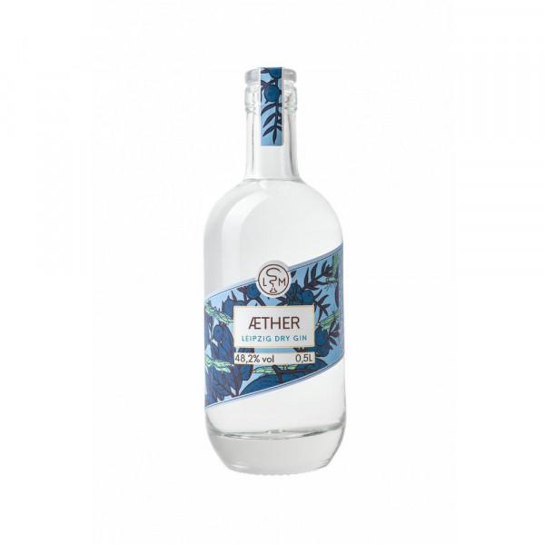 Leipzig Dry Gin 48,2%