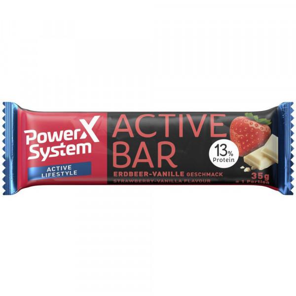 """Protein Riegel """"Active Bar"""", Erdbeer/Vanille"""