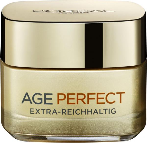 Gesichtscreme, Age-Perfect - Tag
