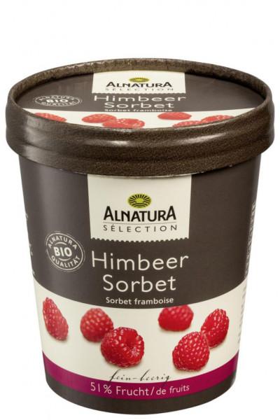 Bio Himbeer Sorbet