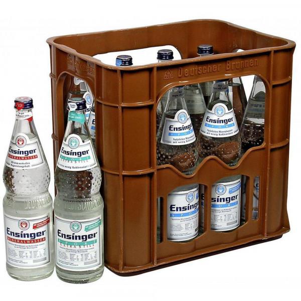 Sport Mineralwasser, Still, 12 x 0,7l (12 x 0.7 Liter)