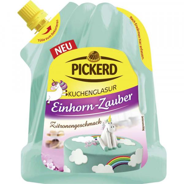 "Kuchenglasur ""Einhorn-Zauber"", Zitronengeschmack"