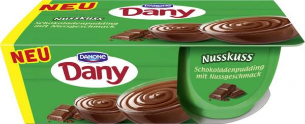 "Schokoladenpudding ""Nusskuss"" 2er"