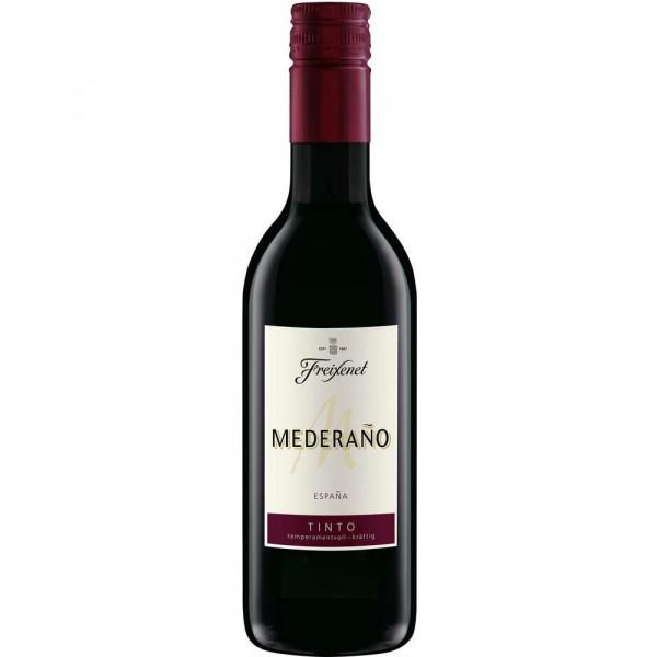 Halbtrockener Rotwein Mederaño Tinto
