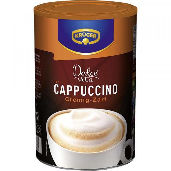 "Kaffee ""Dolce Vita"",Cappuccino cremig-zart"