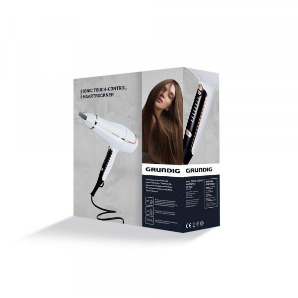 GRUNDIG Ionic Touch-Control Haartrockner HD 7880