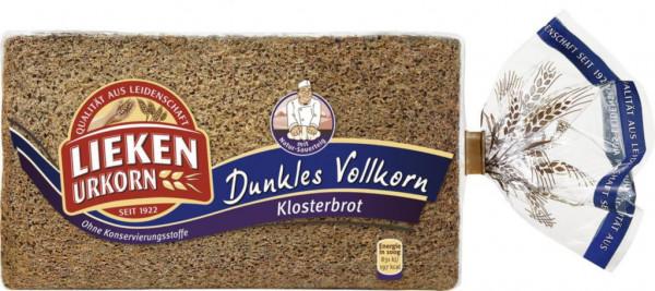 Dunkles Vollkorn Brot