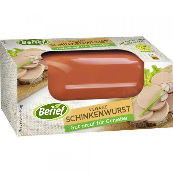 Soja Fit, vegane Schinkenwurst