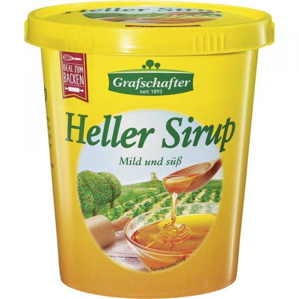 Heller Sirup, mild und süß