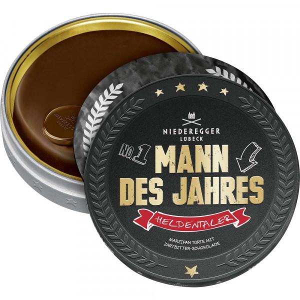 """Marzipan-Torte """"Mann des Jahres"""""""