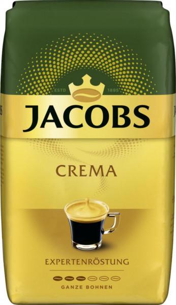 Kaffee Expertenröstung Crema, ganze Bohne