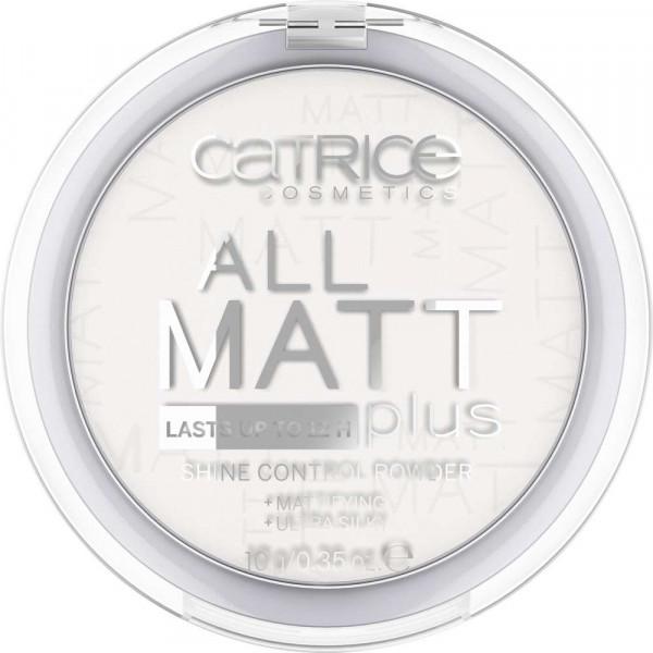 Puder All Matt Plus Shine Control Powder, Universal 001