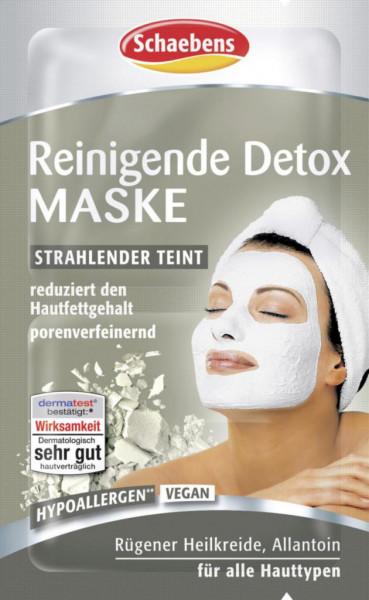 Maske, Reinigend Detox