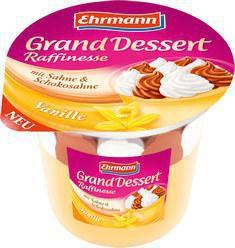 Grand Dessert, Rafinesse Vanille