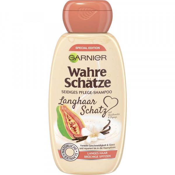 """Shampoo """"Wahre Schätze"""", Vanille & Papaya"""